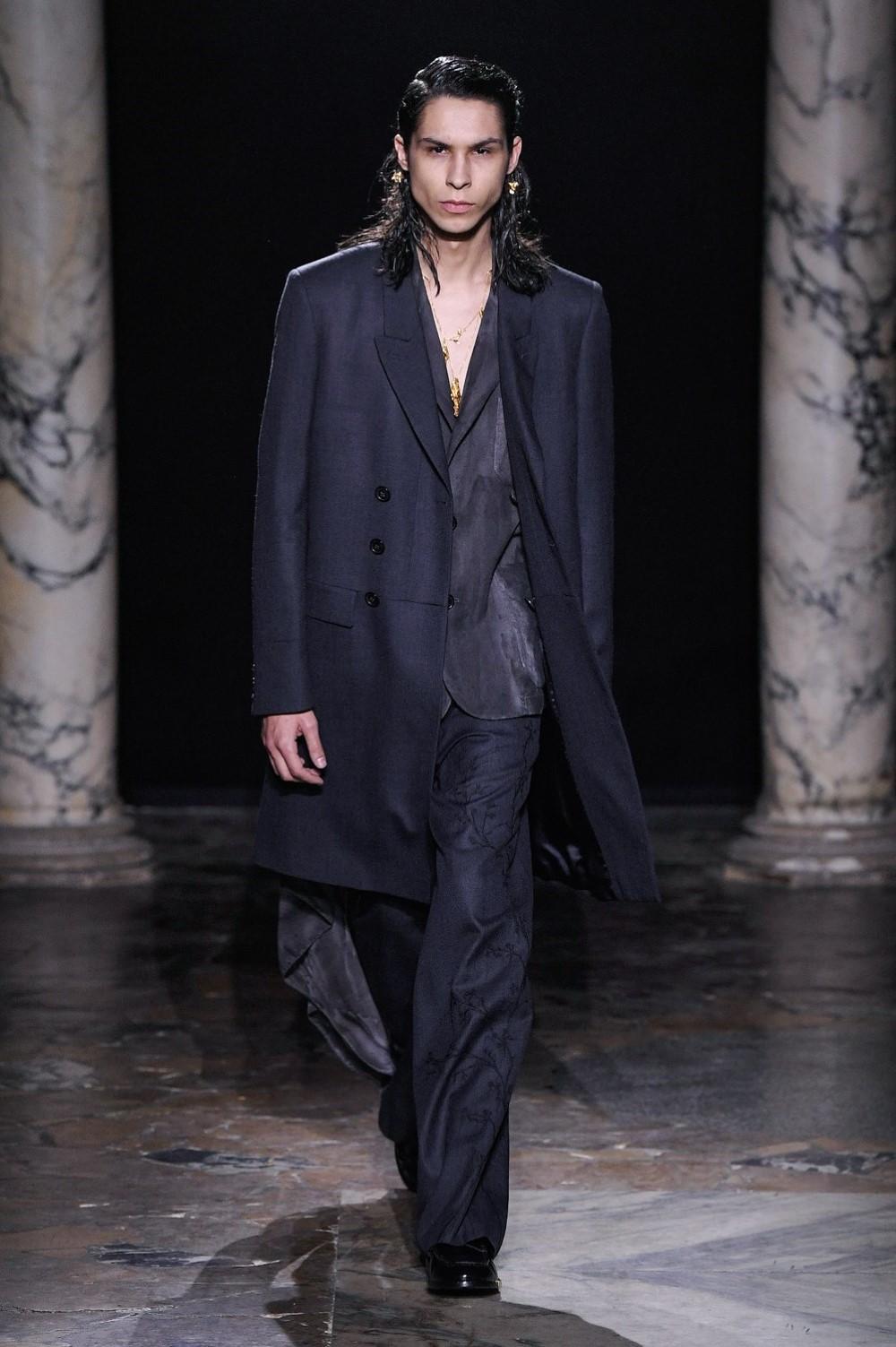 Rochas Homme - Automne-Hiver 2020-2021 - Paris Fashion Week