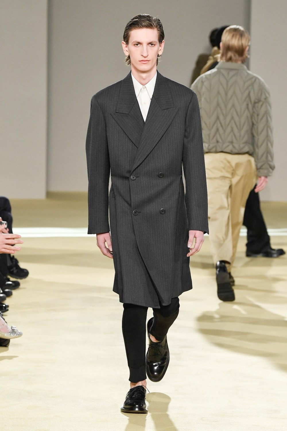Salvatore Ferragamo - Automne-Hiver 2020-2021 - Milan Fashion Week