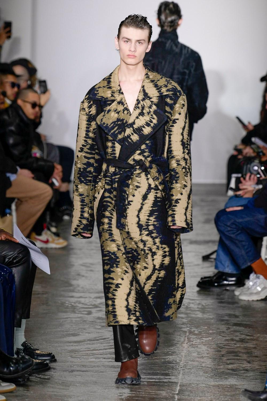 Sean Suen - Automne-Hiver 2020-2021 - Paris Fashion Week