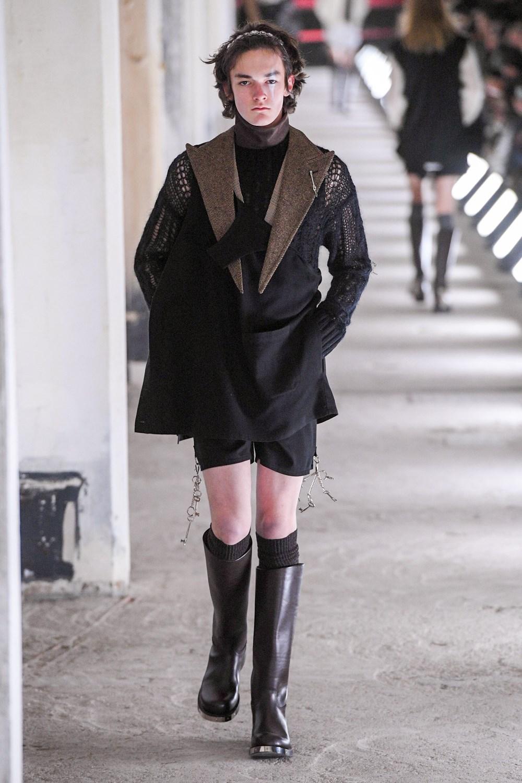 Takahiromiyashita Thesoloist - Automne-Hiver 2020-2021 - Paris Fashion Week
