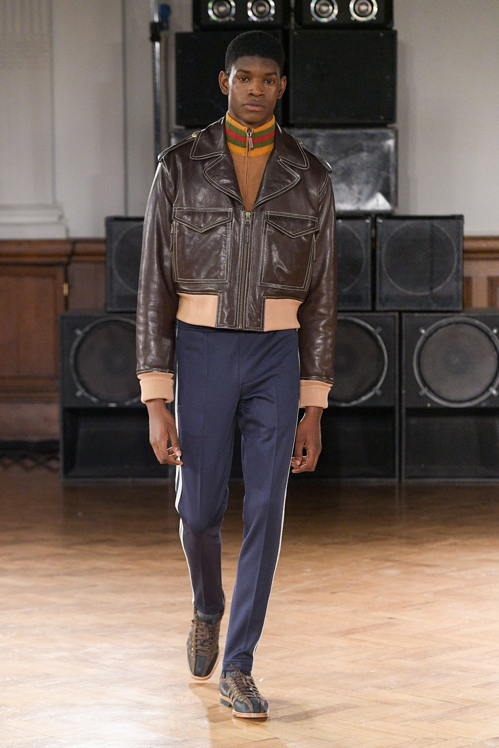 Wales Bonner - Automne-Hiver 2020-2021 - London Fashion Week Men's