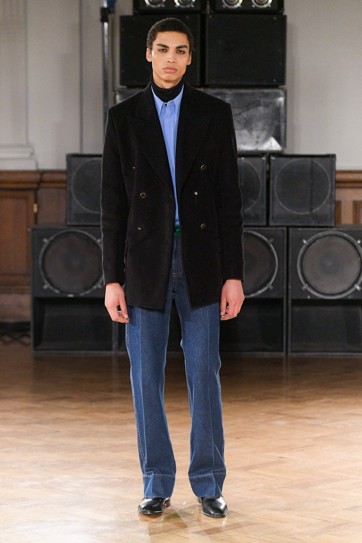 Wales Bonner - Automne-Hiver 2020-2021 - London Fashion Week Men's