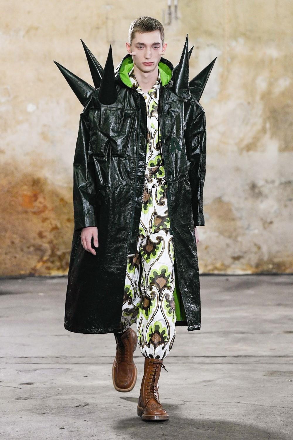 Walter Van Beirendonck - Automne-Hiver 2020-2021 - Paris Fashion Week