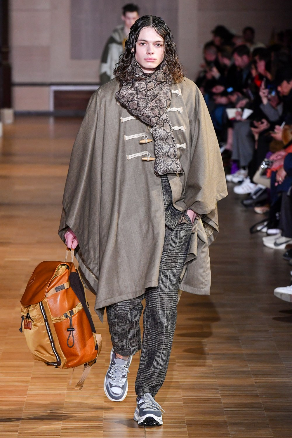 White Mountaineering - Automne-Hiver 2020-2021 - Paris Fashion Week