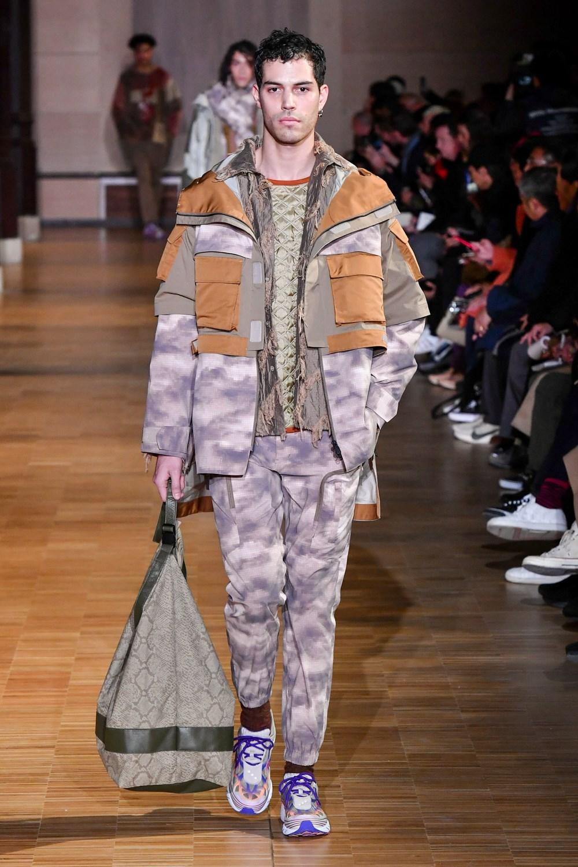 White Mountaineering - Automne-Hiver 2020-2021 - Paris Fashion Week