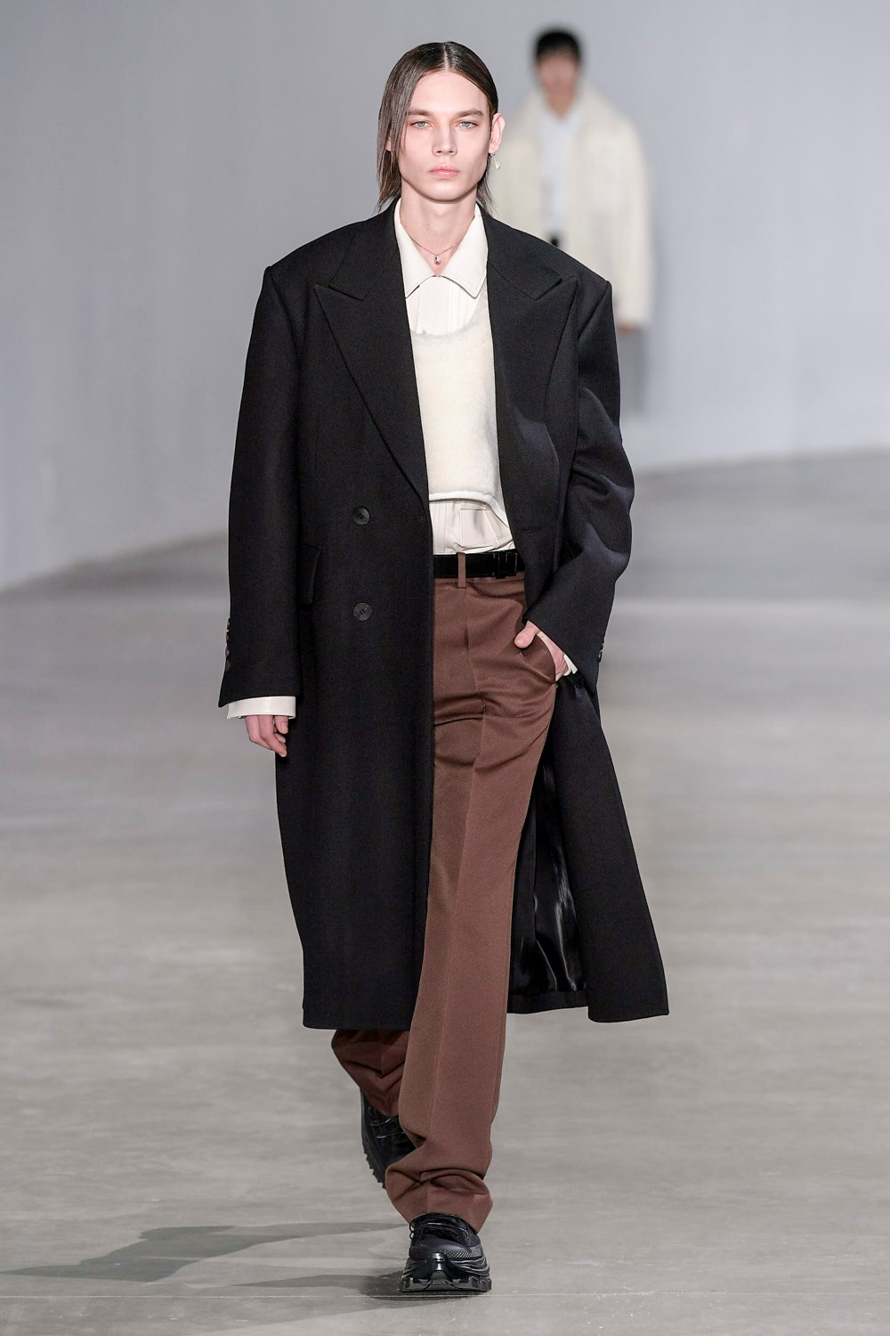 Wooyoungmi - Automne-Hiver 2020-2021 - Paris Fashion Week