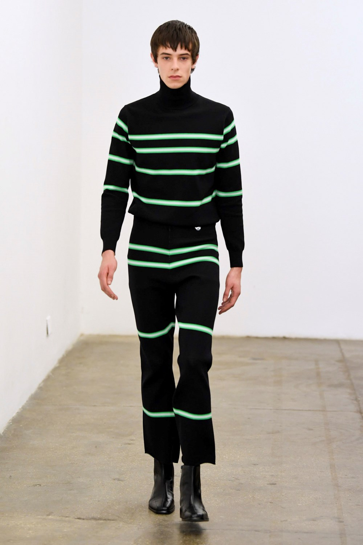 Xander Zhou Automne Hiver 2020 2021 London Fashion Week Mens 18