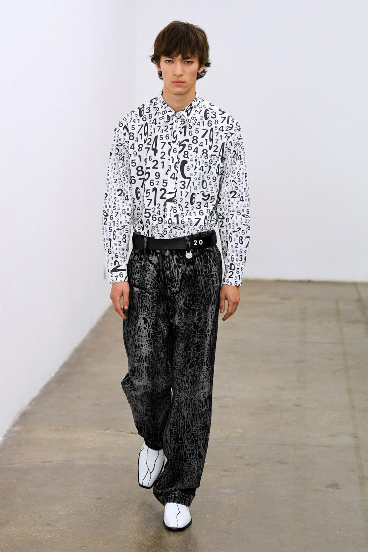 Xander Zhou Automne Hiver 2020 2021 London Fashion Week Mens 39