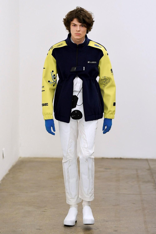 Xander Zhou Automne Hiver 2020 2021 London Fashion Week Mens 45