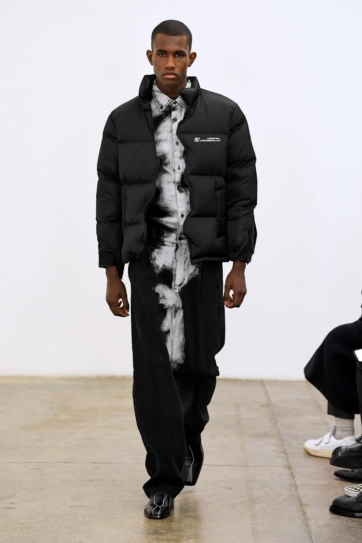 Xander Zhou Automne Hiver 2020 2021 London Fashion Week Mens 56
