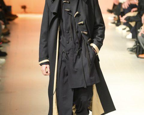 Yohji Yamamoto - Automne-Hiver 2020-2021 - Paris Fashion Week