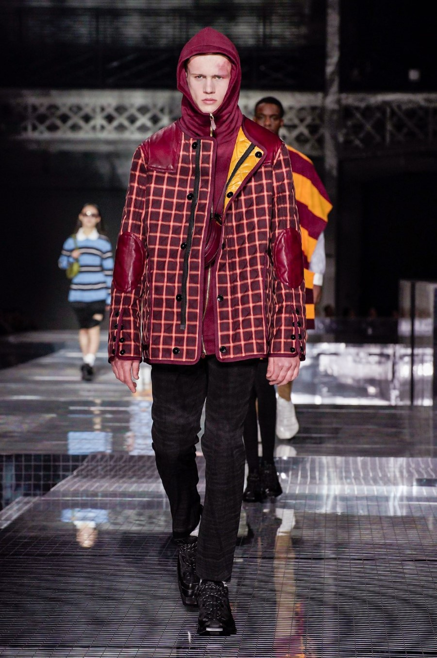 Burberry - Automne -Hiver 2020-2021 - London Fashion Week