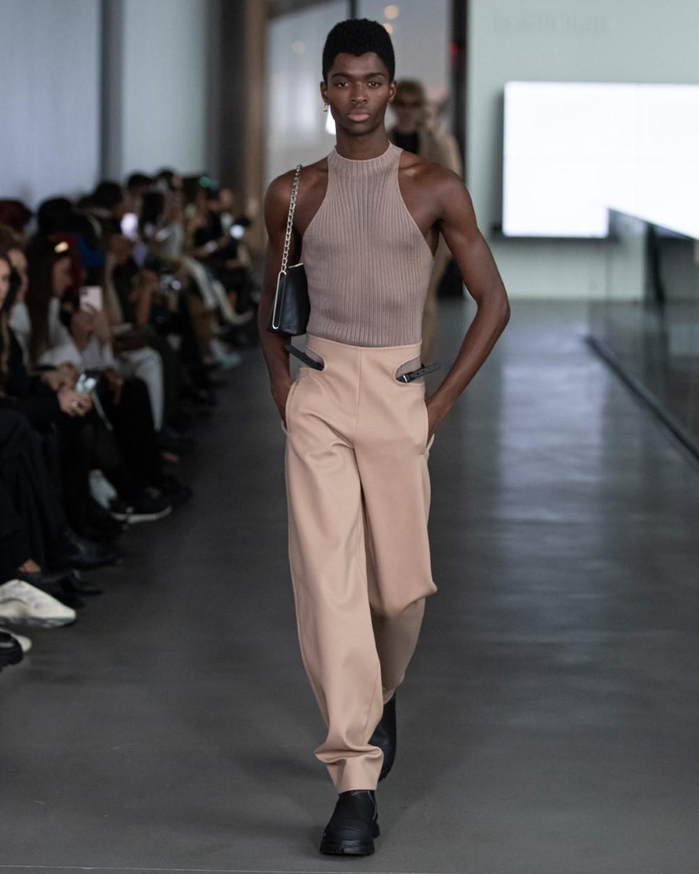 Dion Lee - Automne-Hiver 2020-2021 - New York Fashion Week Men's
