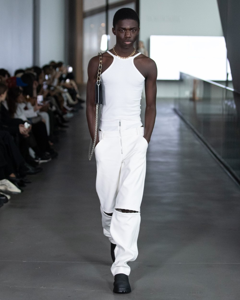 Dion Lee - Automne-Hiver 2020-2021 - New York Fashion Week Men's