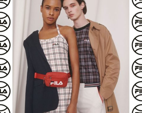 FILA Collection Tartan