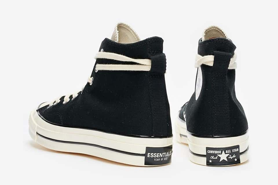 Fear of God Essential x Converse Chuck 70 Pack