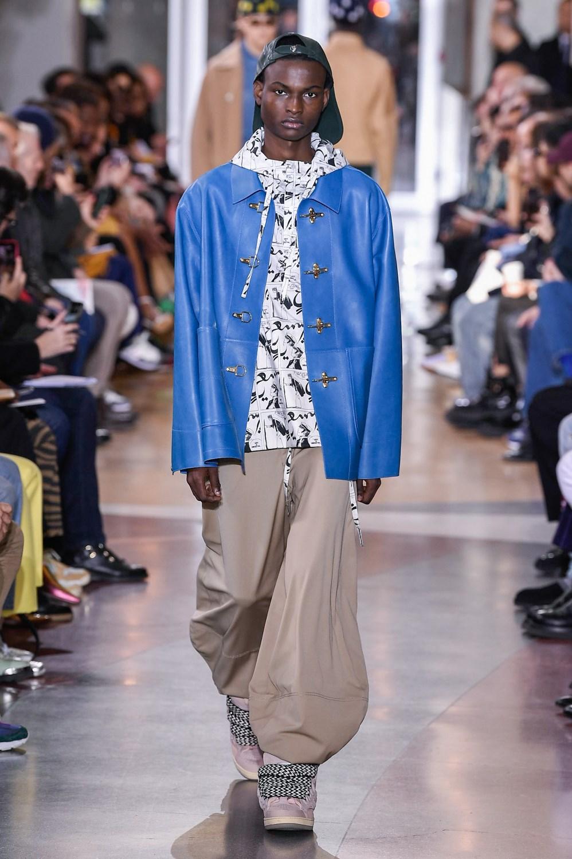 Lanvin Automne Hiver 2020 2021 Paris Fashion Week 11