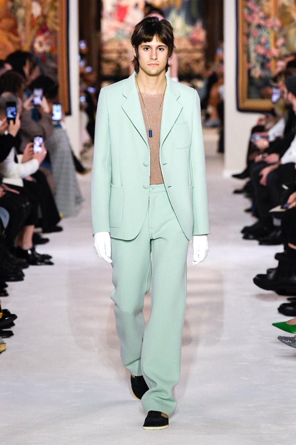 Lanvin Automne Hiver 2020 2021 Paris Fashion Week 17 1