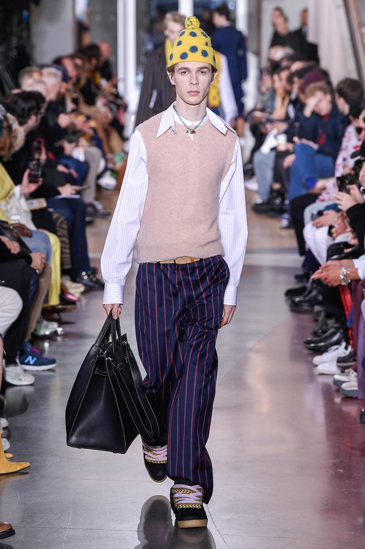 Lanvin Automne Hiver 2020 2021 Paris Fashion Week 20