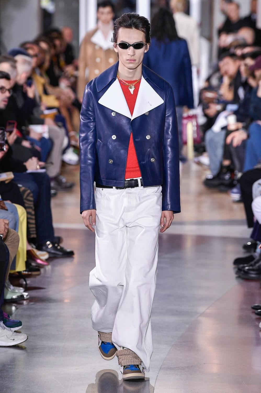 Lanvin Automne Hiver 2020 2021 Paris Fashion Week 25