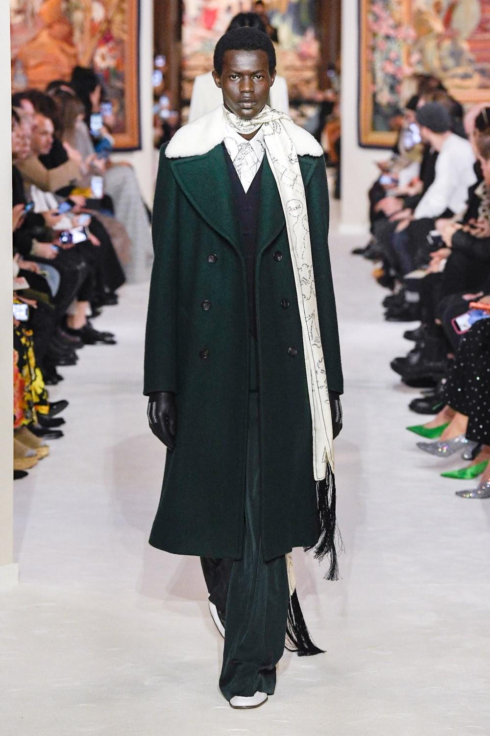 Lanvin Automne Hiver 2020 2021 Paris Fashion Week 3 1