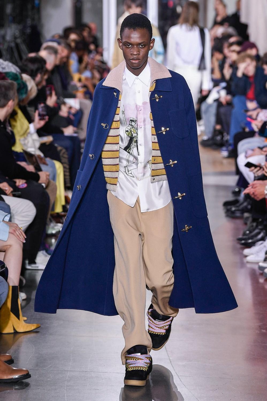 Lanvin Automne Hiver 2020 2021 Paris Fashion Week 30