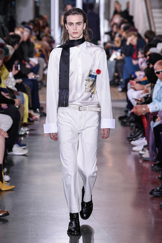 Lanvin Automne Hiver 2020 2021 Paris Fashion Week 33