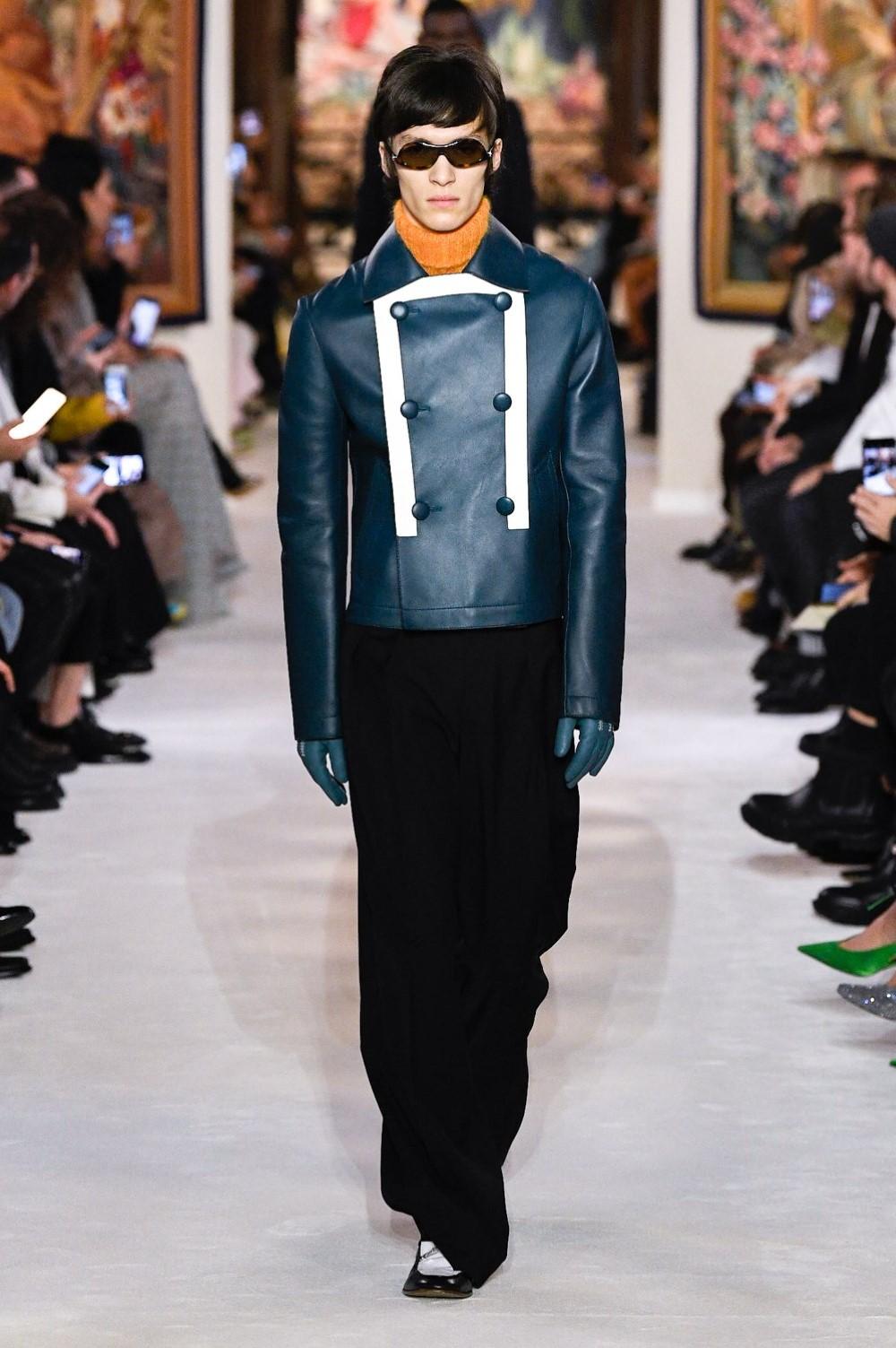 Lanvin Automne Hiver 2020 2021 Paris Fashion Week 6 1