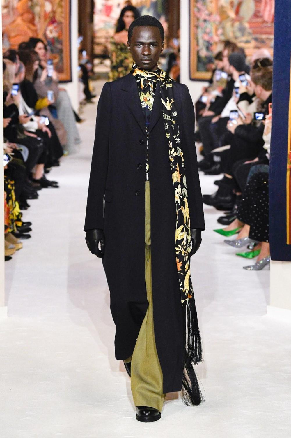 Lanvin Automne Hiver 2020 2021 Paris Fashion Week 8 1