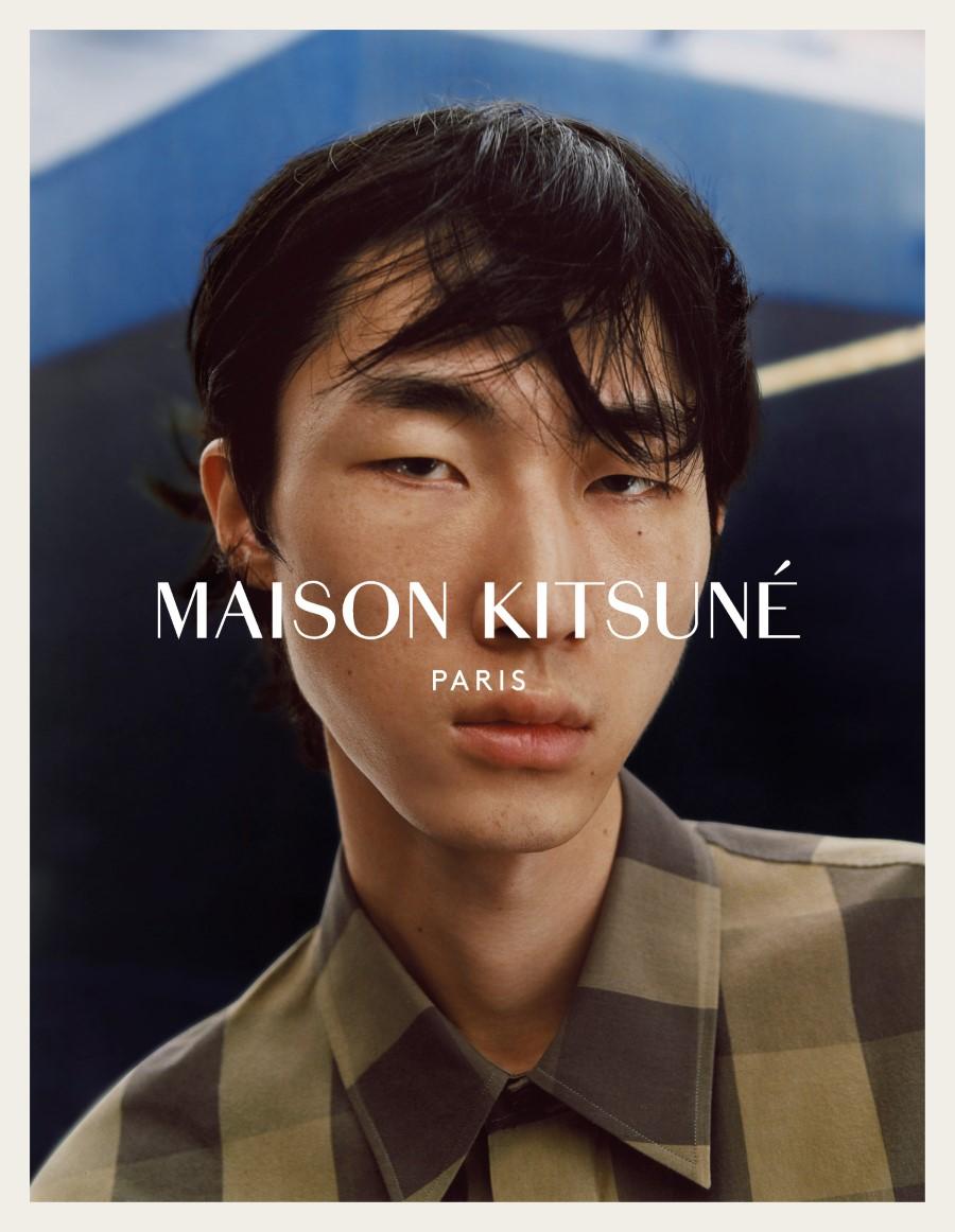 Maison Kitsuné Campagne Printemps-Été 2020