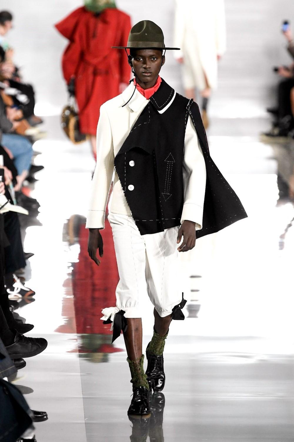 Maison Margiela - Automne-Hiver 2020-2021 -Paris Fashion Week