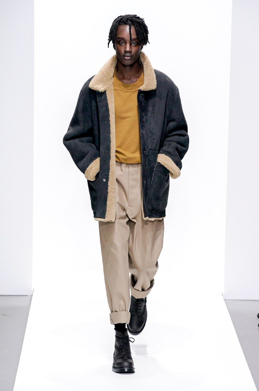 Margaret Howell - Automne/Hiver 2020 - London Fashion Week