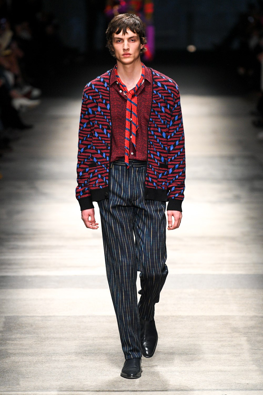 Missoni Automne-Hiver 2020-2021 - Milan Fashion Week