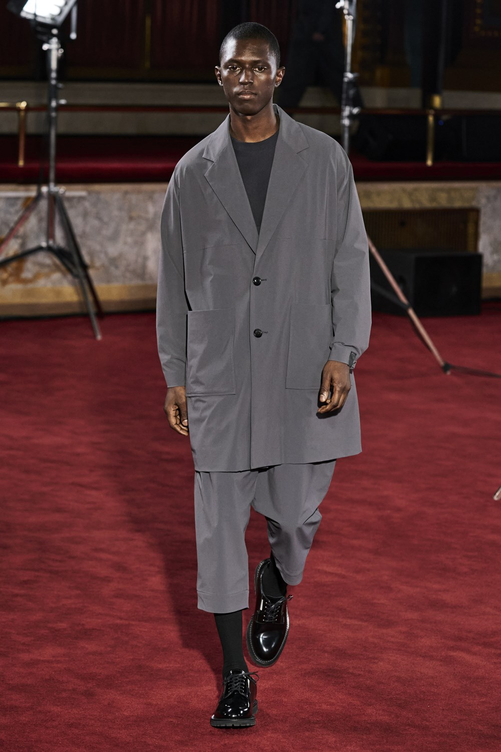 N. HOOLYWOOD - Automne-Hiver 2020-2021 – New York Fashion Week Men's