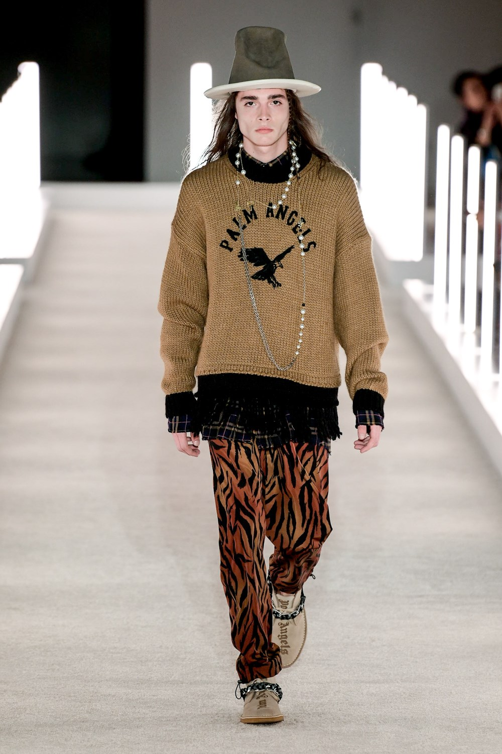 Palm Angels - Automne/Hiver 2020 - New York Fashion Week Men's