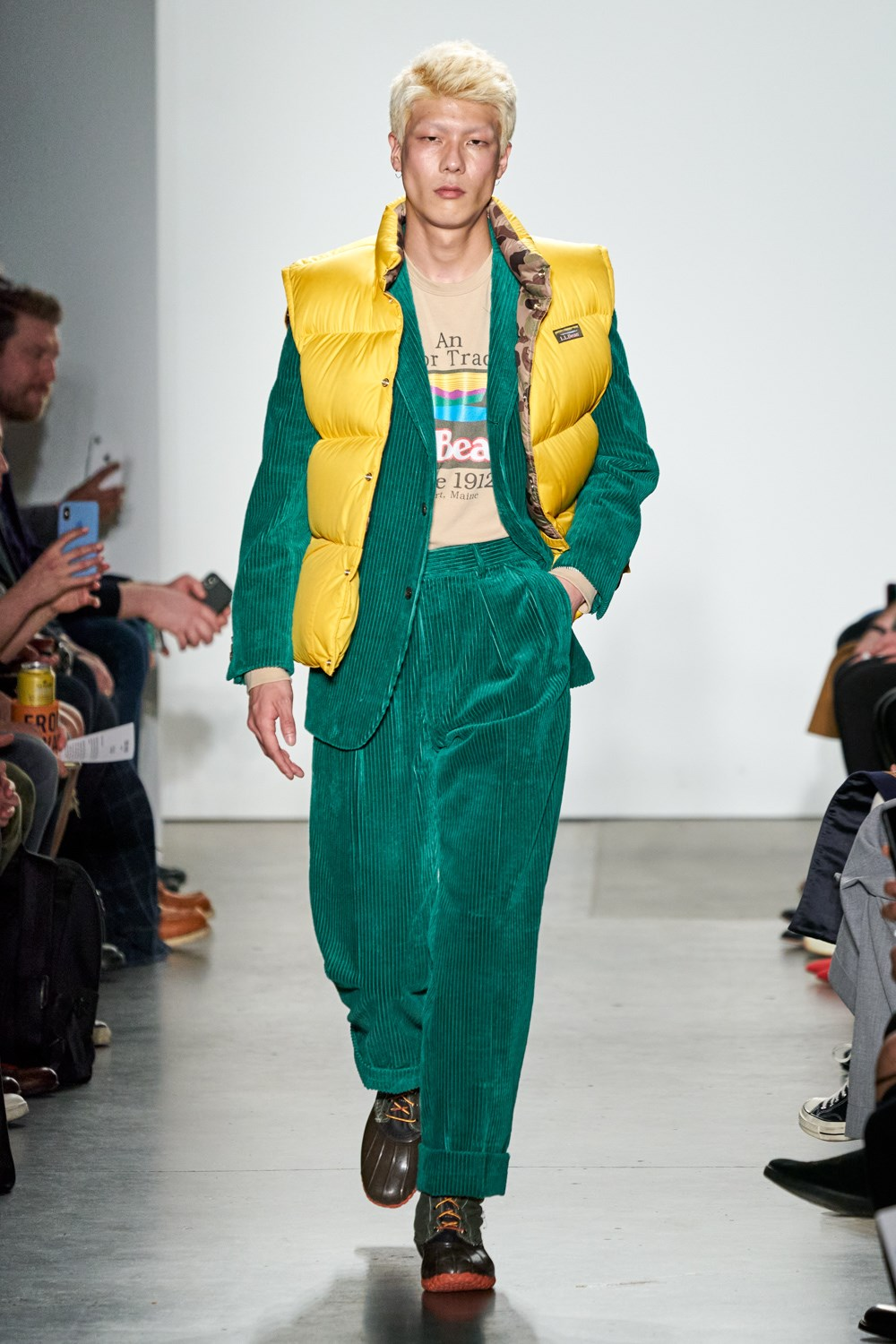 Todd Snyder - Automne-Hiver 2020 - New York Fashion Week Men's