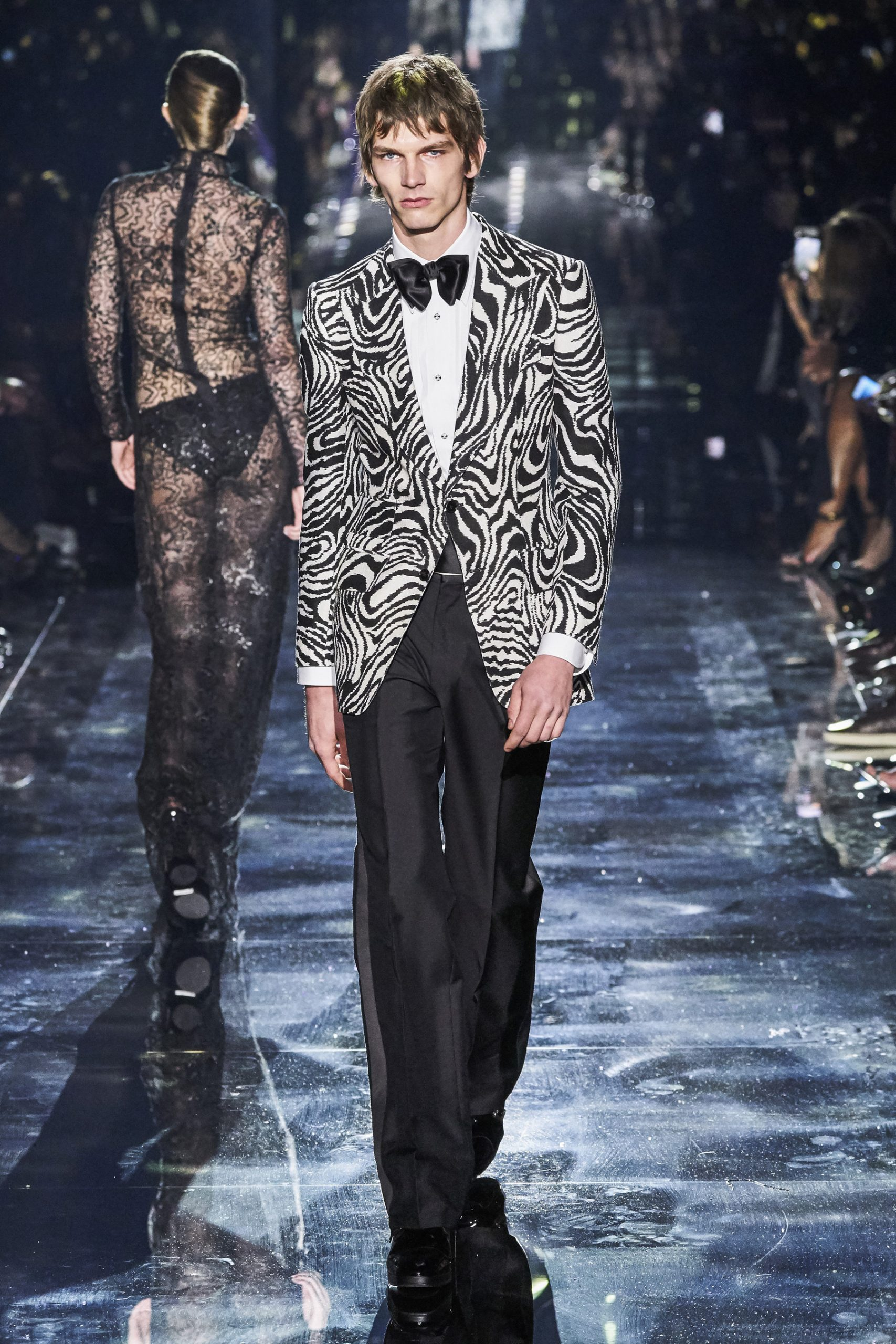 Tom Ford - Automne-Hiver 2020 - New York Fashion Week Men's