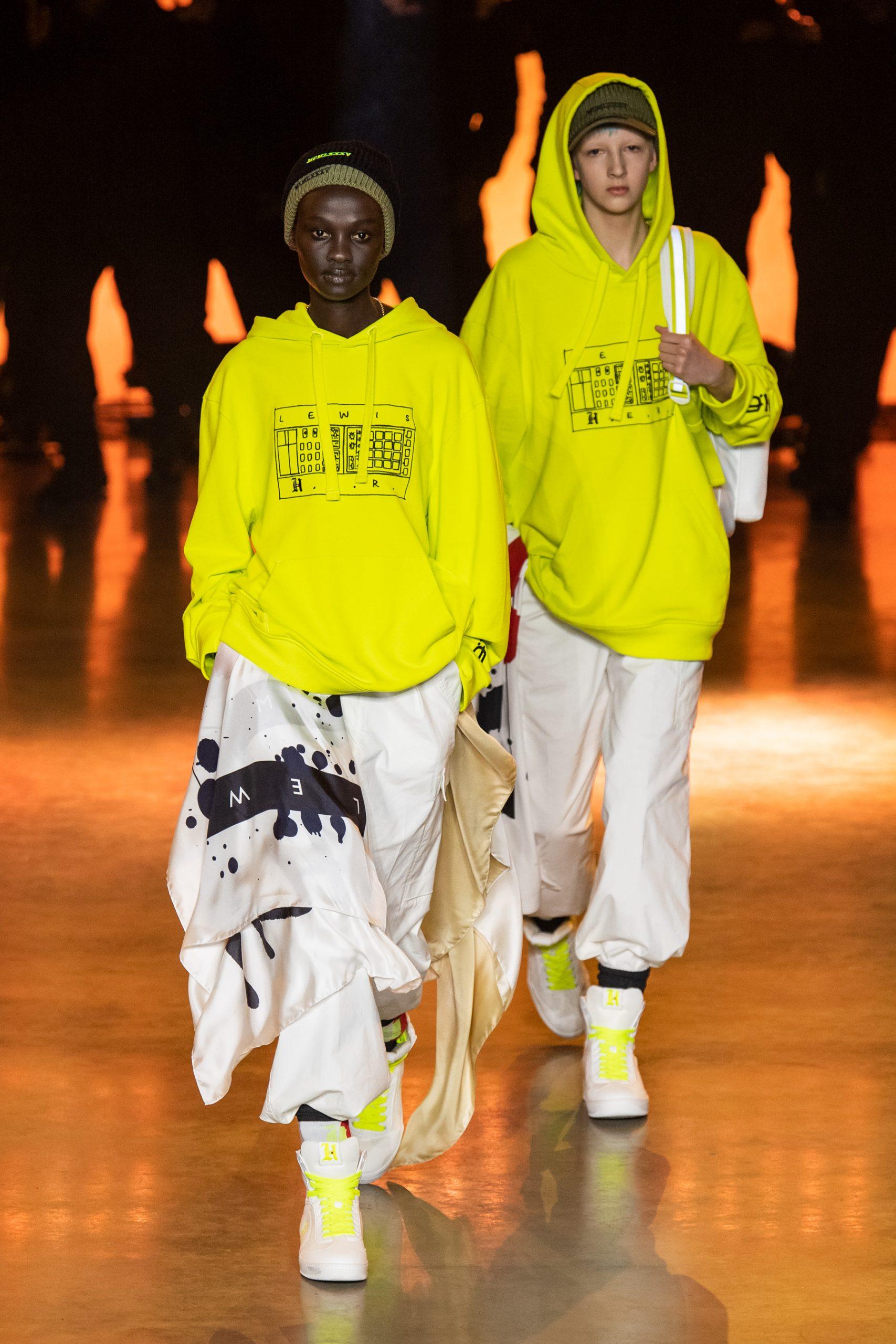 Tommy Hilfiger & Lewis Hamilton - Automne -Hiver 2020-2021 - London Fashion Week
