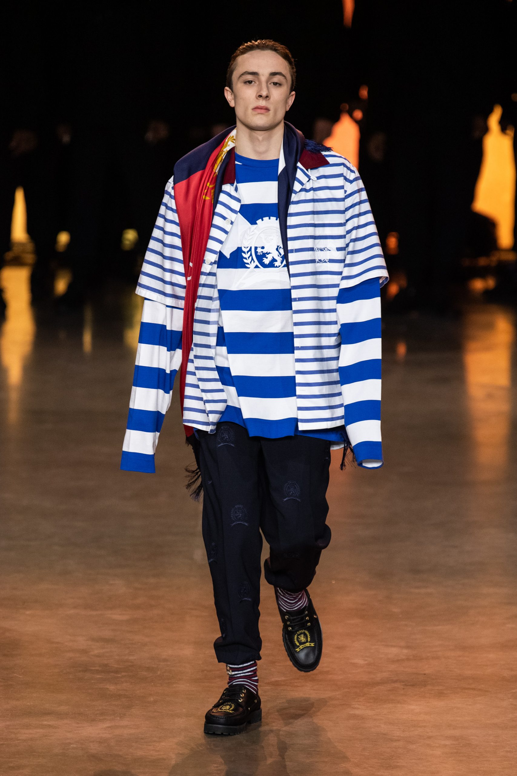 Tommy Hilfiger & Lewis Hamilton - Automne -Hiver 2020-2021 - London Fashion Week
