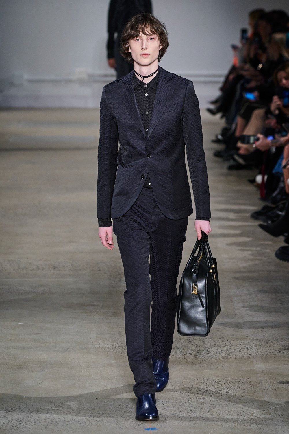 Zadig & Voltaire - Automne-Hiver 2020 - New York Fashion Week Men's