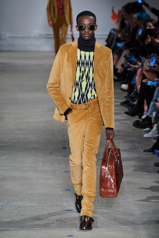 Zadig & Voltaire - Automne-Hiver 2020 - New York Fashion Week Men's