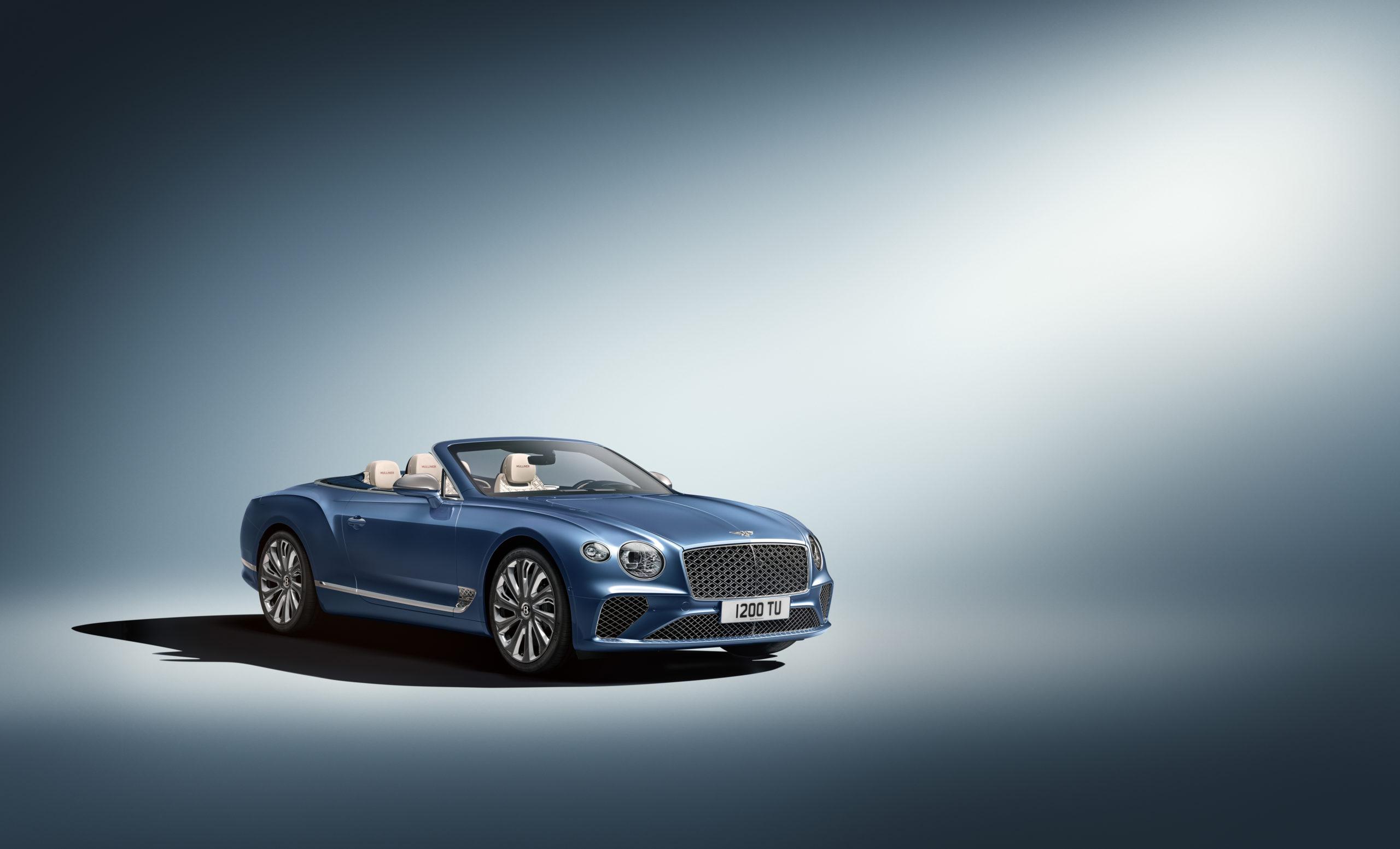 Breitley Premier Bentley Mulliner Limited Edition