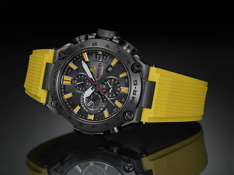 G-SHOCK MRG-G2000BL - Bruce Lee