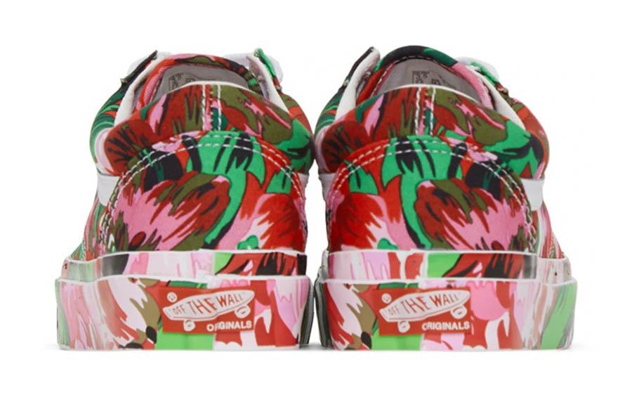 Kenzo x Vans Old Skool Floral