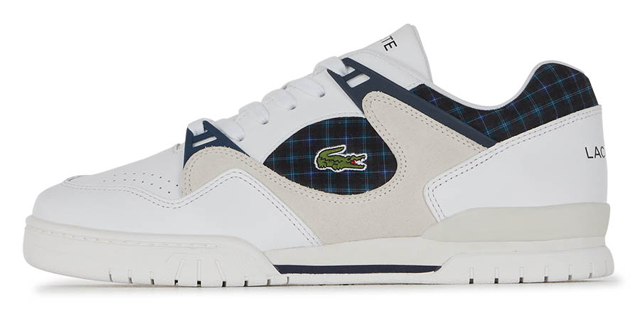 Lacoste Courtepoint Tartan