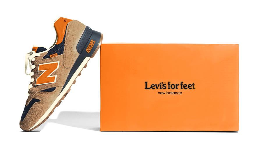 Levi's x New Balance 1300