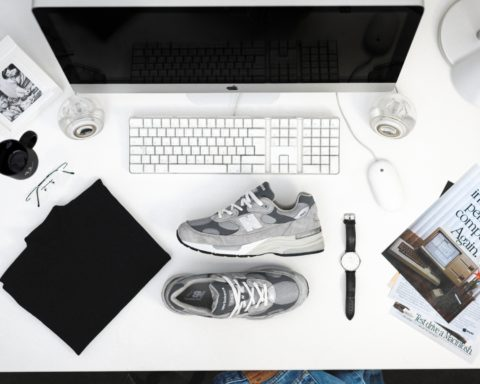 New Balance M992 One More Thing Pack - Steve Jobs