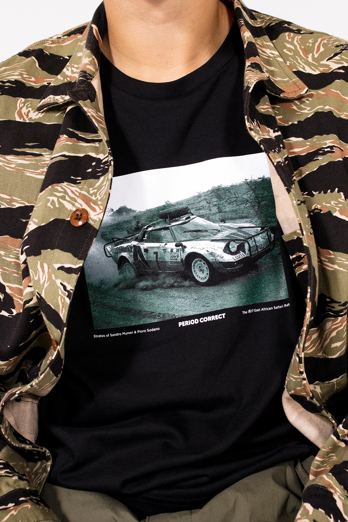 Period Correct - Safari Collection