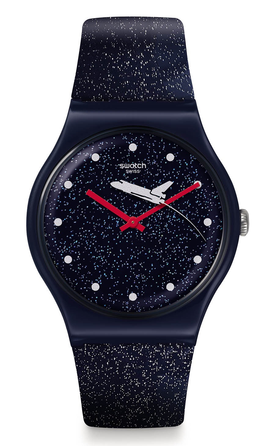 Swatch x 007 Collection James Bond Mourir peut attendre