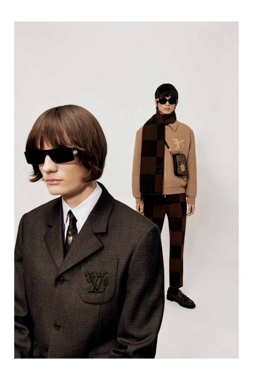 Virgil Abloh x Nigo - Louis Vuitton